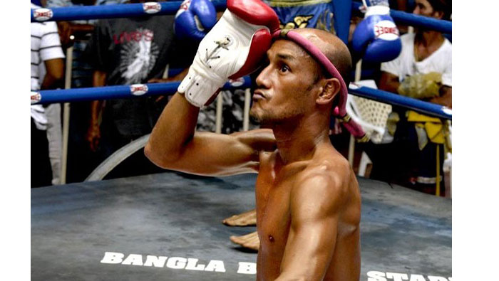 Muay Thai Legend Lemsing