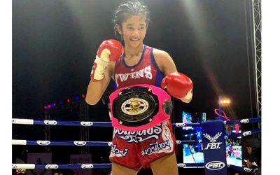 Rawai Boxers Win Gold at IFMA 2017