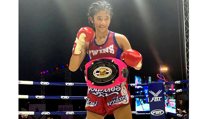 Young Thai Boxers Win Gold at IFMA Championships in Bangkok