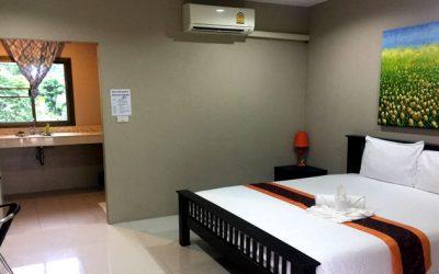 Private AC Rooms