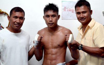 Main Fight Lumpini Stadium