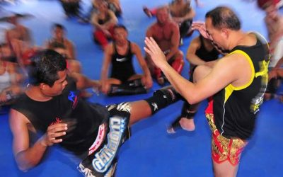Muay Thai Camps in Khao Lak