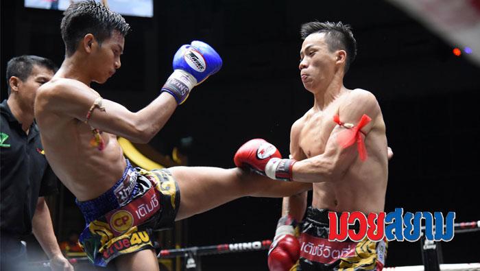 jaroenrit-rawai-muay-thai-wins-in-lumpini-stadium - Rawai