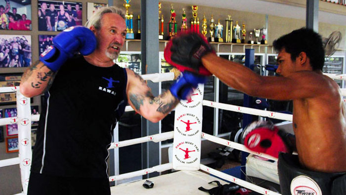 muay thai private lesson