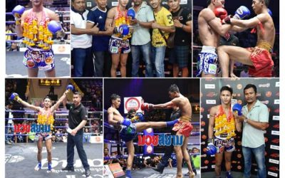 Rawai Muay Thai fighters have a great week in October 2019