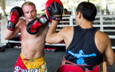 The Benefits of Muay Thai Training