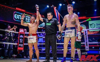 Madsing Rawai Muay Thai is the New MX Champion