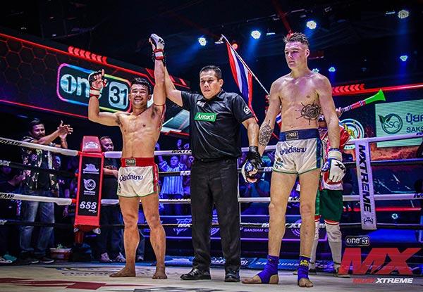 Madsing Rawai Muay Thai is the New MX Champion