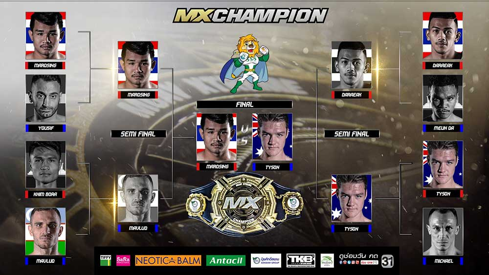 8 man tournament