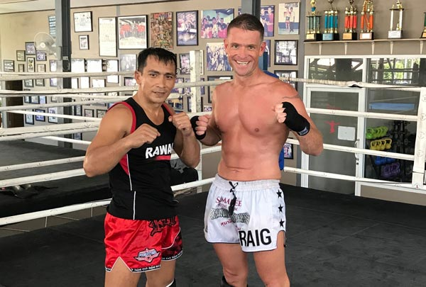 My time at Rawai Muay Thai